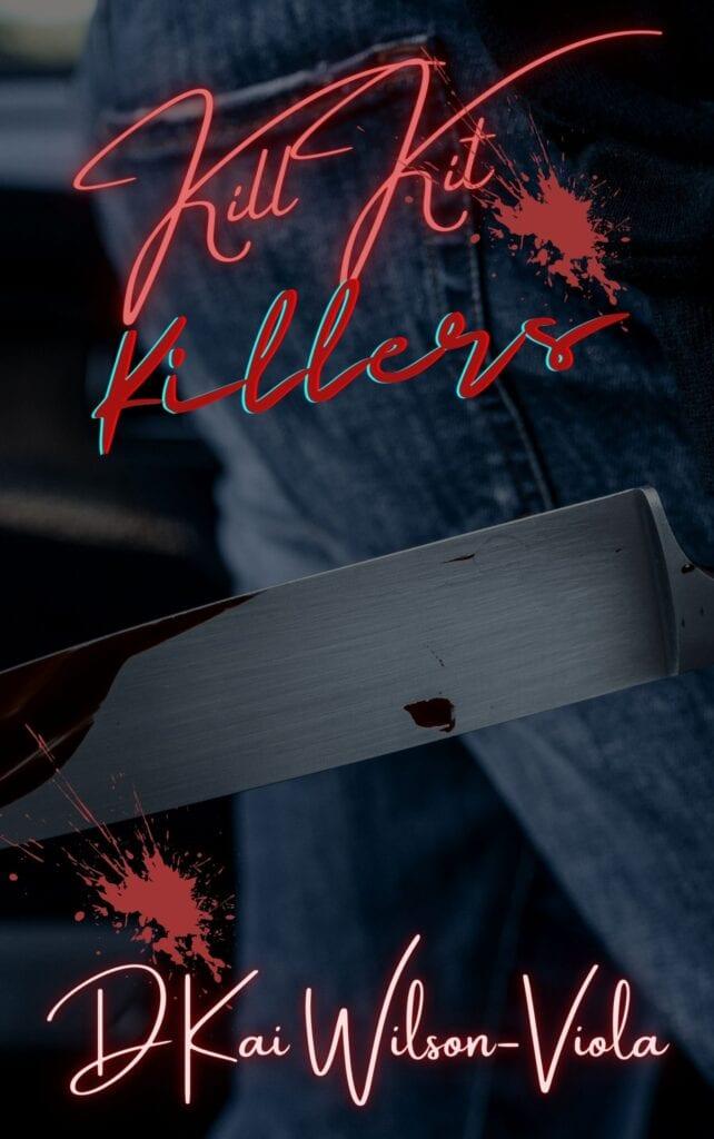 Book Cover: Kill Kit Killers - Crimebinger Book 1
